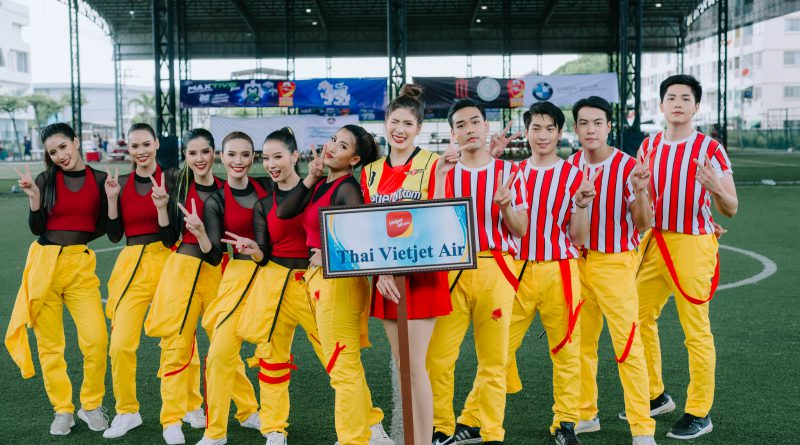 สายการบินไทยเวียตเจ็ทจัดเต็มจัดงาน THAIPA Airline Pilot League 2019 ครั้งที่ 6