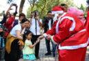 """ผอ.สวนสัตว์เชียงใหม่จัดเต็มแต่งชุด """"ซานต้า"""" ชวนเที่ยวปีใหม่ที่สวนสัตว์เชียงใหม่"""