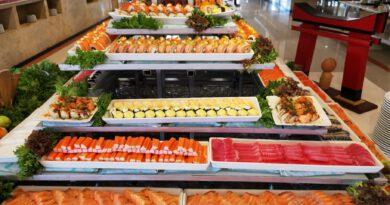ดวงตะวันชวนชิม คากิโกริ รับลมร้อน ในบุฟเฟ่ต์ญี่ปุ่นสุดสัปดาห์ปรับราคาท้าลมร้อนจาก 480 เหลือเพียงท่านละ 415 บาทเท่านั้น!