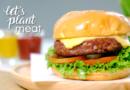 เบอร์เกอร์เนื้อจากพืช เล็ท แพล็น มีท สินค้าจากสตาร์ทอัพสายโปรตีน