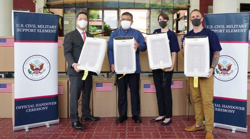 หน่วยงานรัฐบาลสหรัฐฯในประเทศไทยช่วยให้ครูและนักเรียนในภาคเหนือของไทยหายใจด้วยอากาศที่สะอาดขึ้น